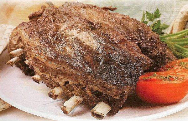 Рецепт свинина с картошкой слоями в духовке рецепт с фото