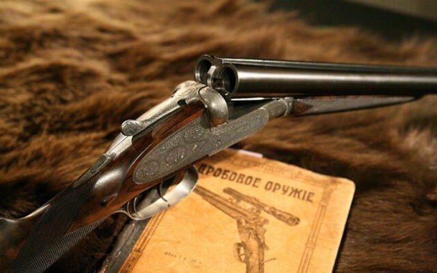 Уход и чистка гладкоствольного ружья