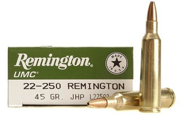 Патроны .22-250 «Ремингтон»