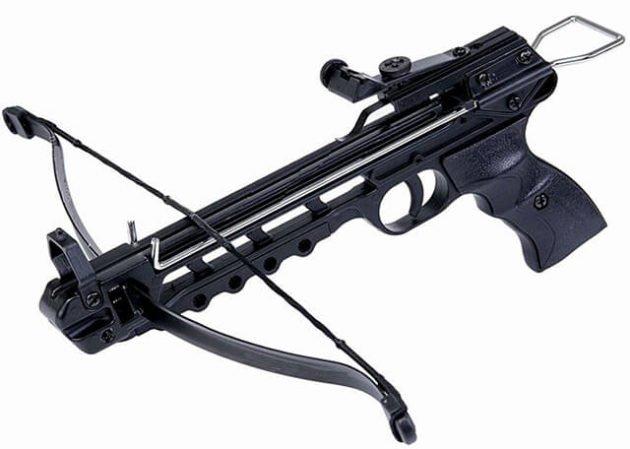 Арбалеты пистолетного типа