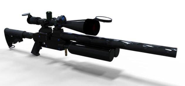Пневматическа винтовка Pre Charge Pneumatic
