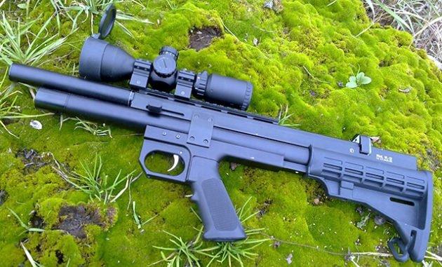 Пневматическая винтовка RAR VL-12