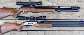 Нарезные ружья
