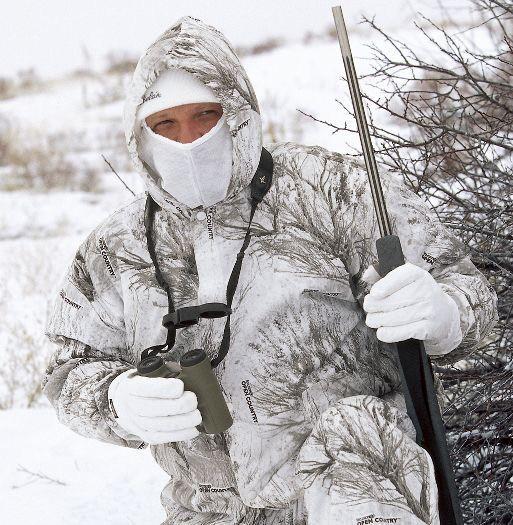 Зимняя экипировка