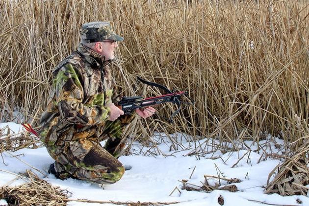 Как сделать арбалет для охоты своими руками?