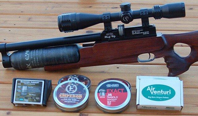 Охотничьи пули для пневматики