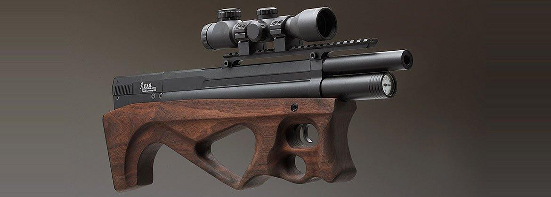 Пневматическая винтовка EDgun «Леля»