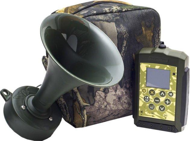 Электронный манок для охоты на кабана