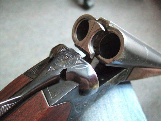 На лося подходит гладкоствольное оружие большого калибра