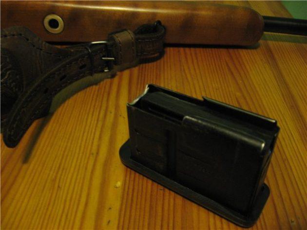 Магазин для винтовки Лось