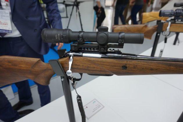 Охотничий карабин Baikal-145