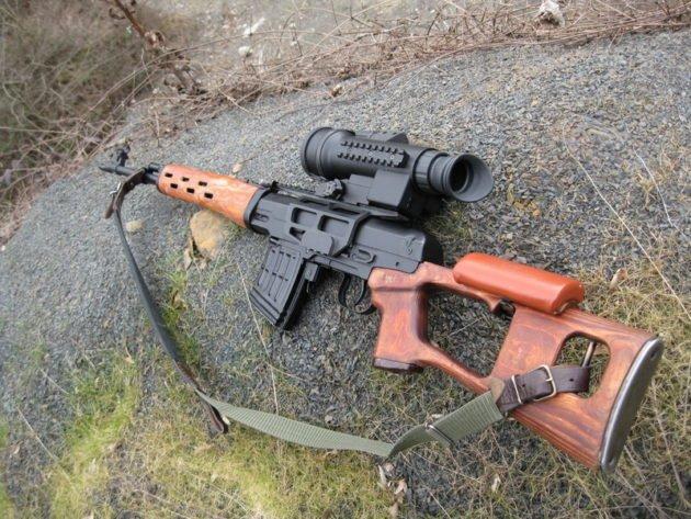 Нарезное оружие для охоты на кабана
