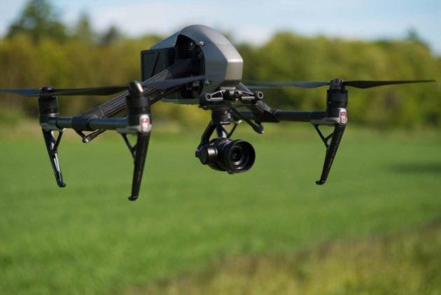 Для использования во время охоты время автономного полета коптера должно быть не менее получаса
