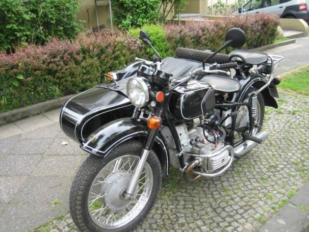 Мотоцикл МТ-11 для охоты
