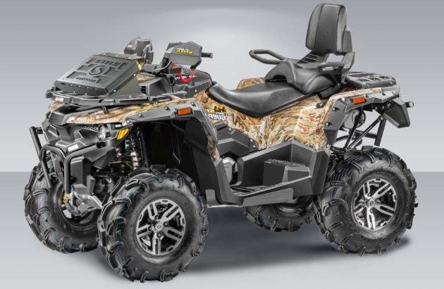 Квадроцикл STELS ATV 800G