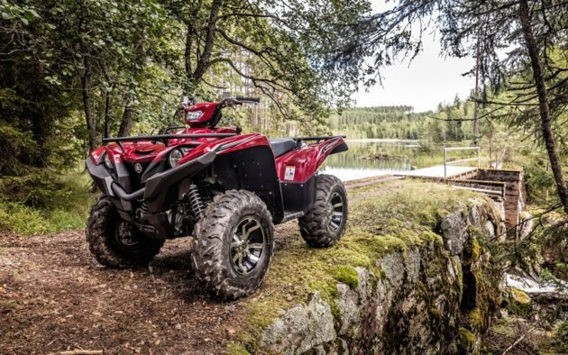 Квадроцикл Yamaha Grizzly 700 EPS Limited Edition