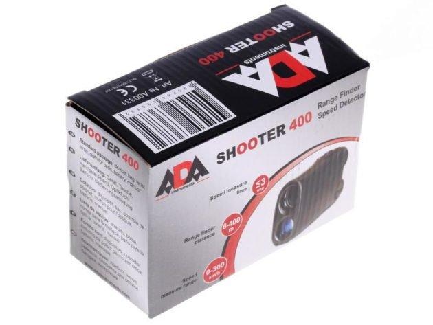 Shooter 400 А00331 в упаковке
