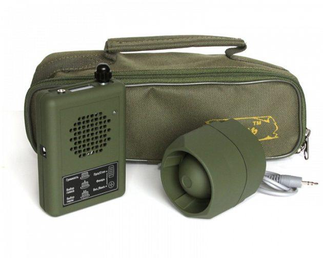 Электронное устройство для приманки уток