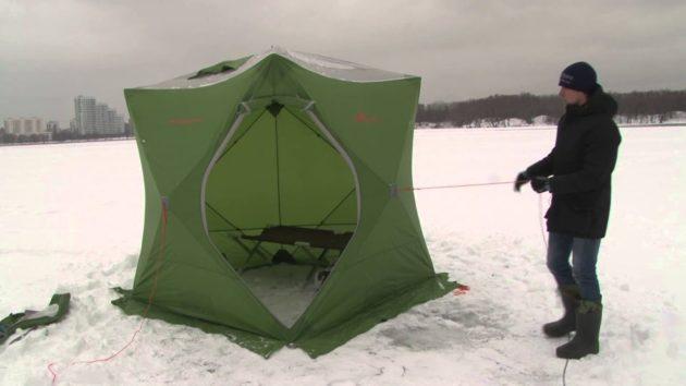 Фишпрофи куб для зимней ловли