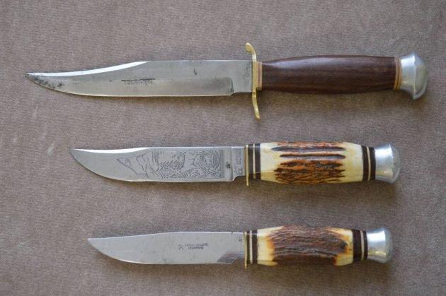 Немецкие охотничьи ножи Solingen