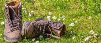 Обувь на охоте