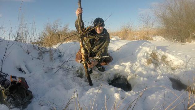 Особенности зимней охоты
