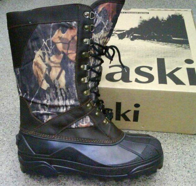 Охотничьи ботинки Хаски