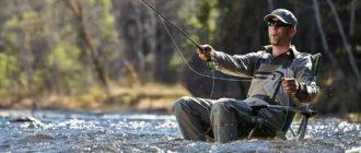 Вейдерсы на рыбалке и охоте