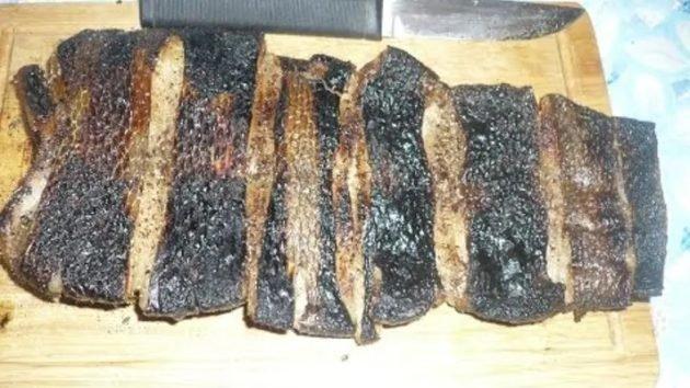 Блюда из бобрового хвоста