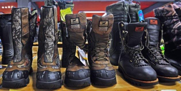 Зимняя обувь для охоты