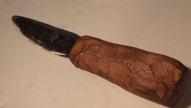 Древний Якутский нож из раскопок