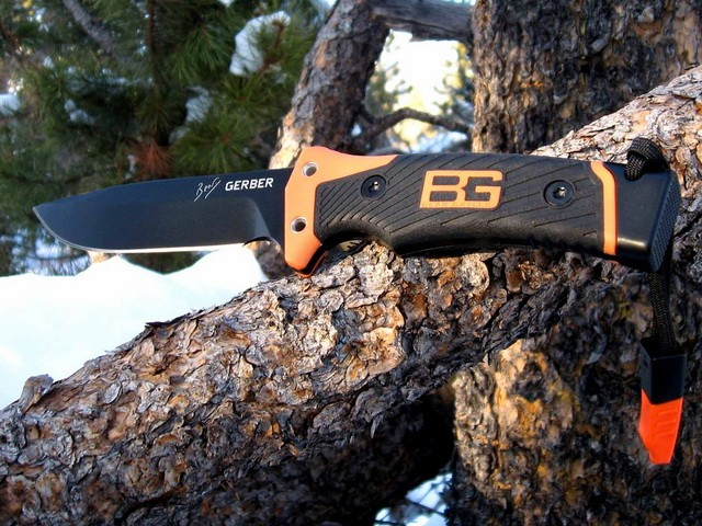 Клинок Gerber Bear Grylls Ultimate