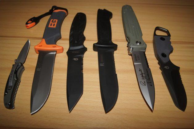 Ножи фирмы Гербер