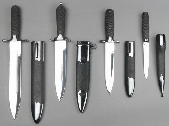 Набор охотничьих ножей