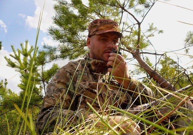 Использование средств связи на охоте