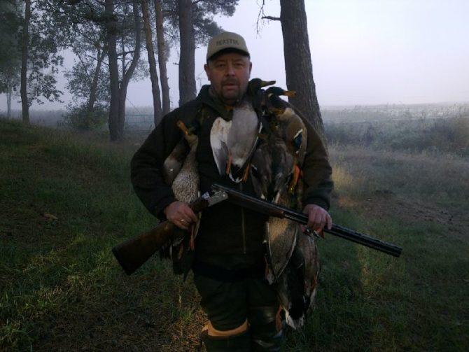 Оружием 20-го калибра пользуются преимущественно опытные охотники