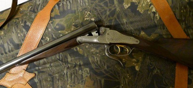 Ружье системы Ивашенцова 20-го калибра