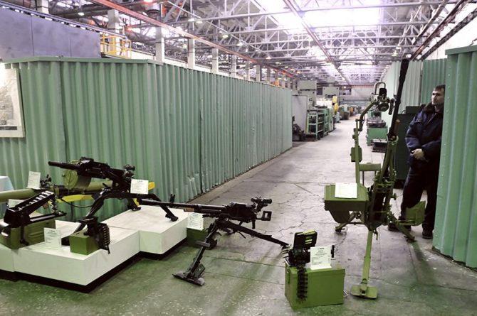 Продукция Вятско-Полянского машиностроительного завода