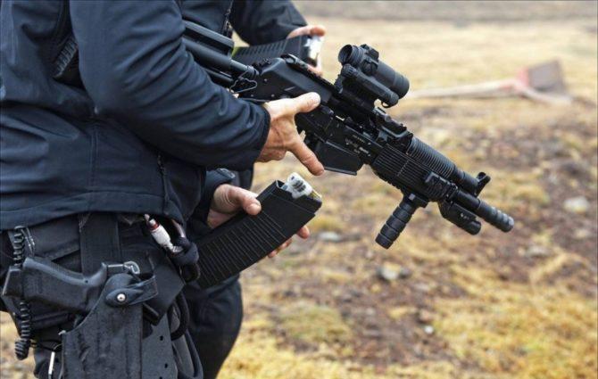 Вепрь-12 используется полицией и спецподразделениями ряда стран