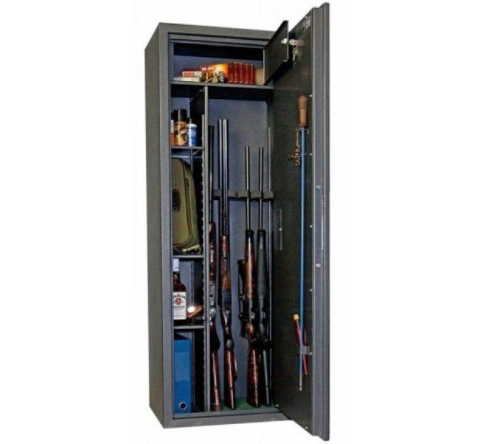 Взломостойкий шкаф SAFEtronics IVETA 5PME/K5