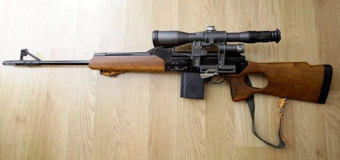 Карабин Вепрь 308 (СОК-95)