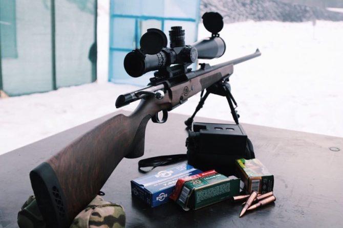 Охотничье ружье Горностай обеспечивает высокую кучность стрельбы