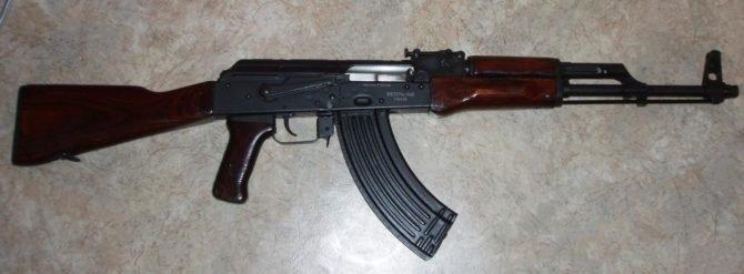 Охотничий карабин Вепрь 136-КМ