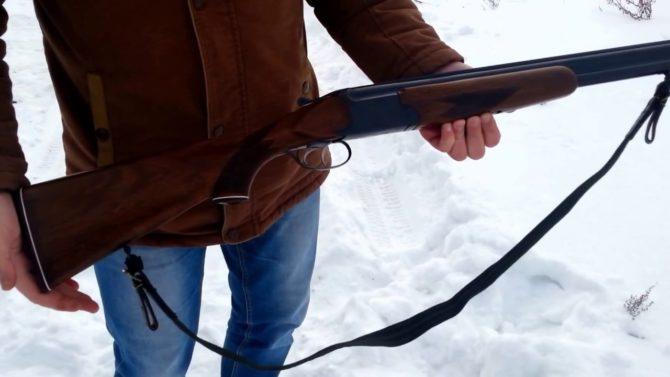 12 калибр ружья позволяет охотиться на крупную дичь