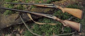 Охотничьи ружья 12-го и 16-го калибров