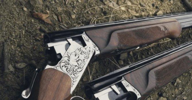 Штучное ружье ИЖ-27