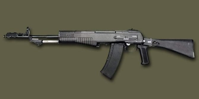 Автомат АК-94 Абакан