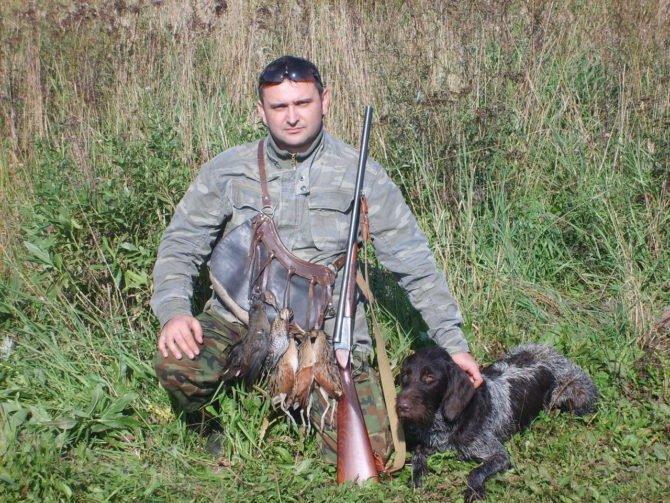 Благодаря небольшому весу 16 калибр хорошо подходит для пешей охоты