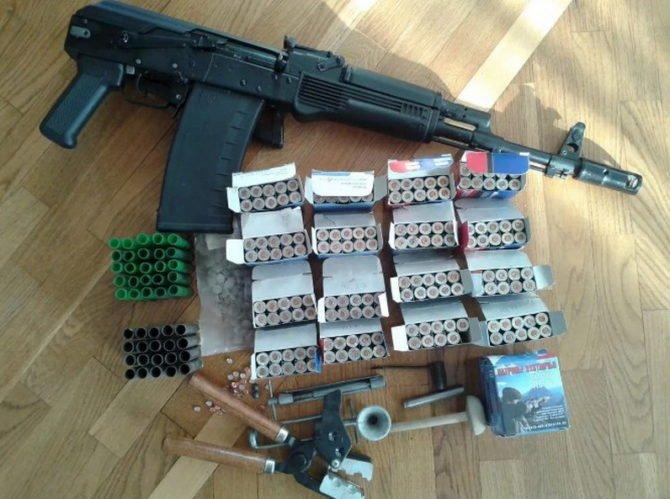 Боеприпасы к Сайге 410
