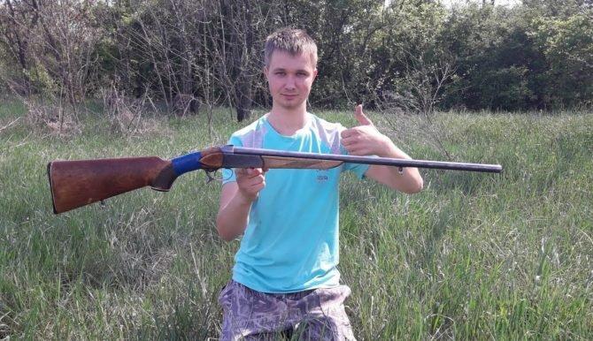 Для охотничьего ружья важен правильный центр тяжести